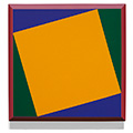 Yellow Square Twist Bevel, 2010