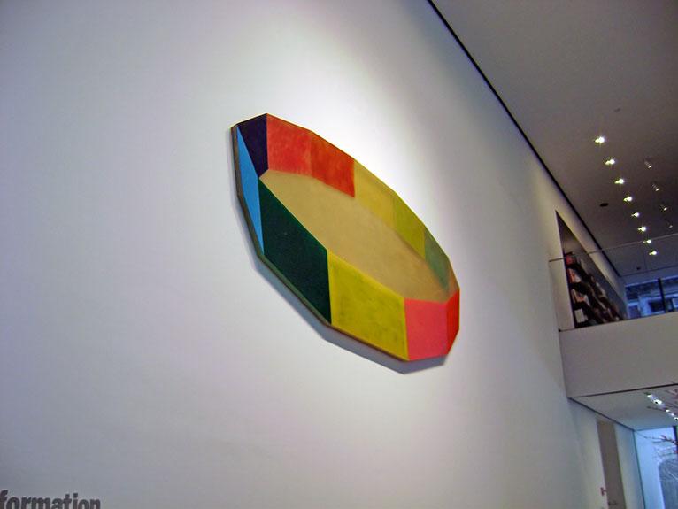ronald davis 2009 art works